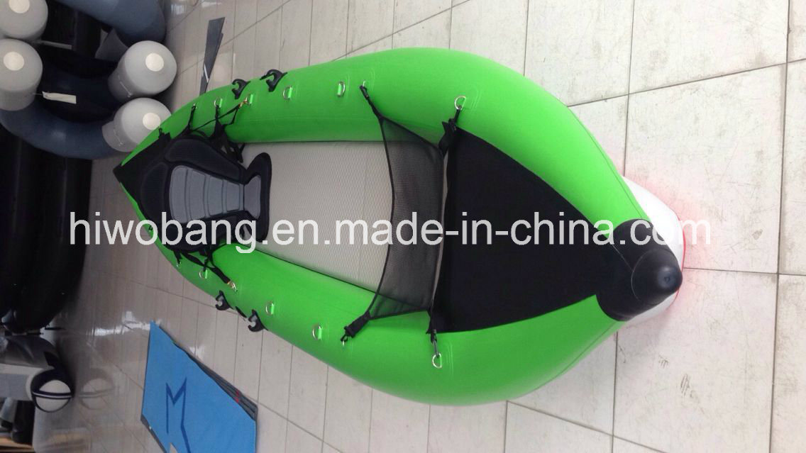 Commercial Grade Inflatable Ocean Kayaks