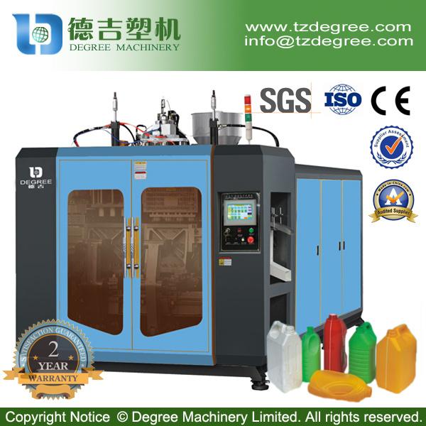 Taizhou Factory Automatic 5L PE Bottle Blowing Machine for Sale