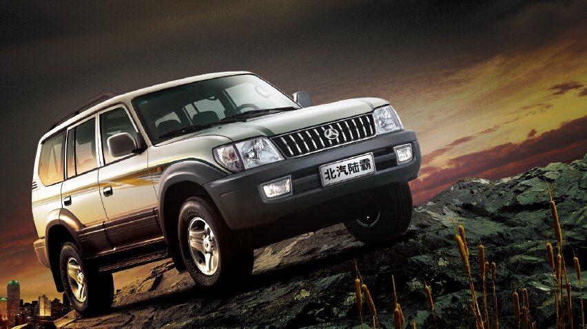 SUV 2WD/4WD BAW Luba (BJ6470WJD4 BJ2032CJD4 BJ2032CJE4)