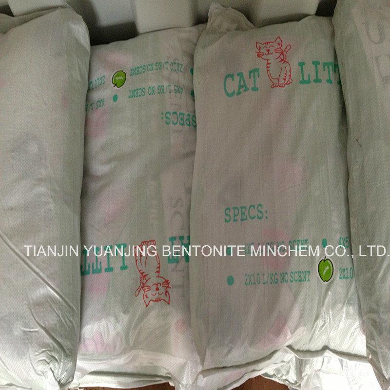 High Effcient Clumping Bentonite Cat Litter
