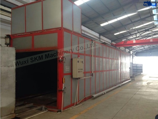 2017 Competitive Price Aging Oven for Aluminium Profiles