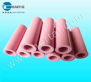 High Temperature Resistant Ceramic Tubes Hot Sale Ceramic Tube