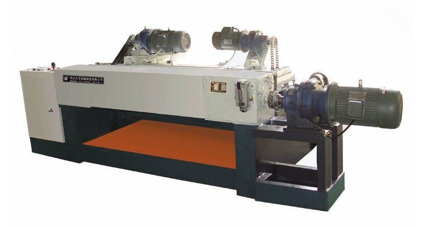 Wood Veneer Peeling Lathe for African Big Diameter Wood Logs