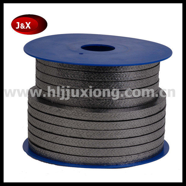 Graphite Packing Reinforced by Cotton Fiber