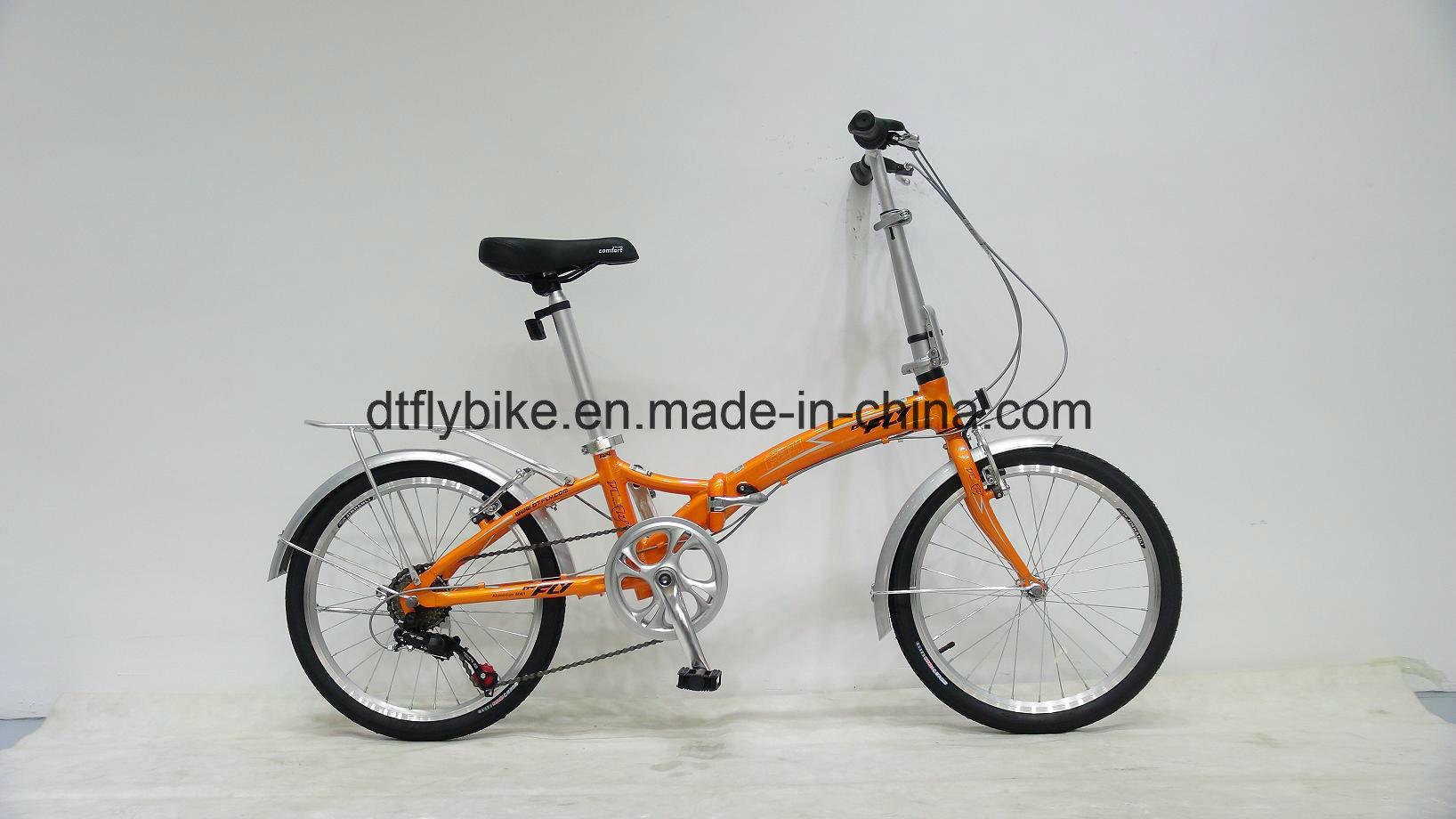 20inch Alloy Frame Folding Bike, Foldable Bicycle
