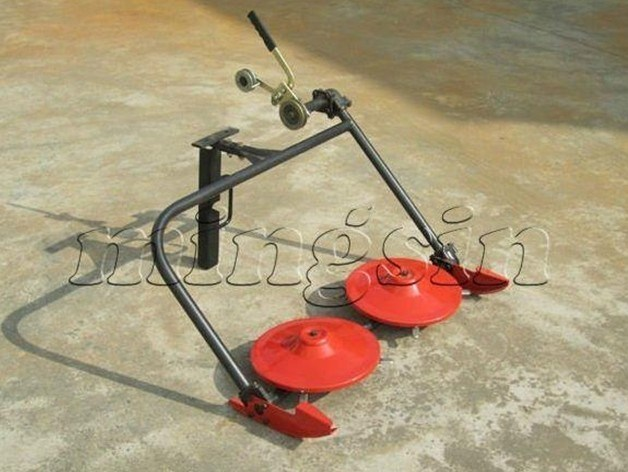Round Disc Mower for Mini Tiller (RM-1)