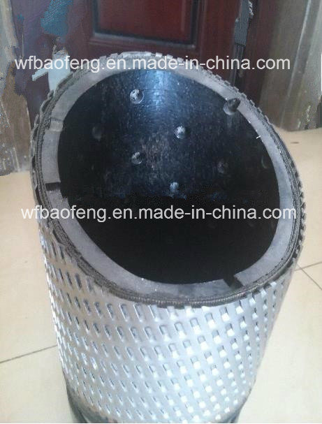 Oil and Gas Equipment Sand Control Screen Pipe Yfs for Sale