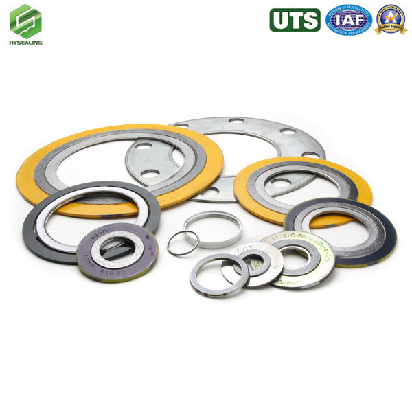 Spiral Wound Gasket for Valve Flange Pump Hydraulic Seal