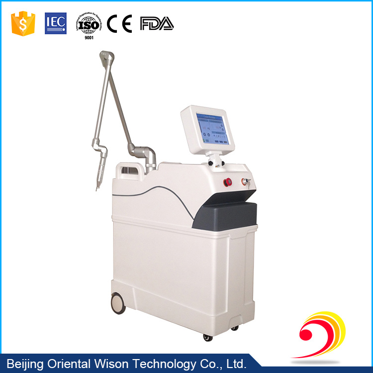 Medlite C6 with 4 wavelengths 1064nm &532nm &585nm &650nm Laser & Laser Tattoo Removal Machine