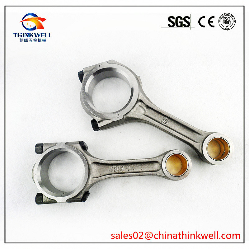 Precision Forged Automotive Accessories Linking Engine Connecting Rod