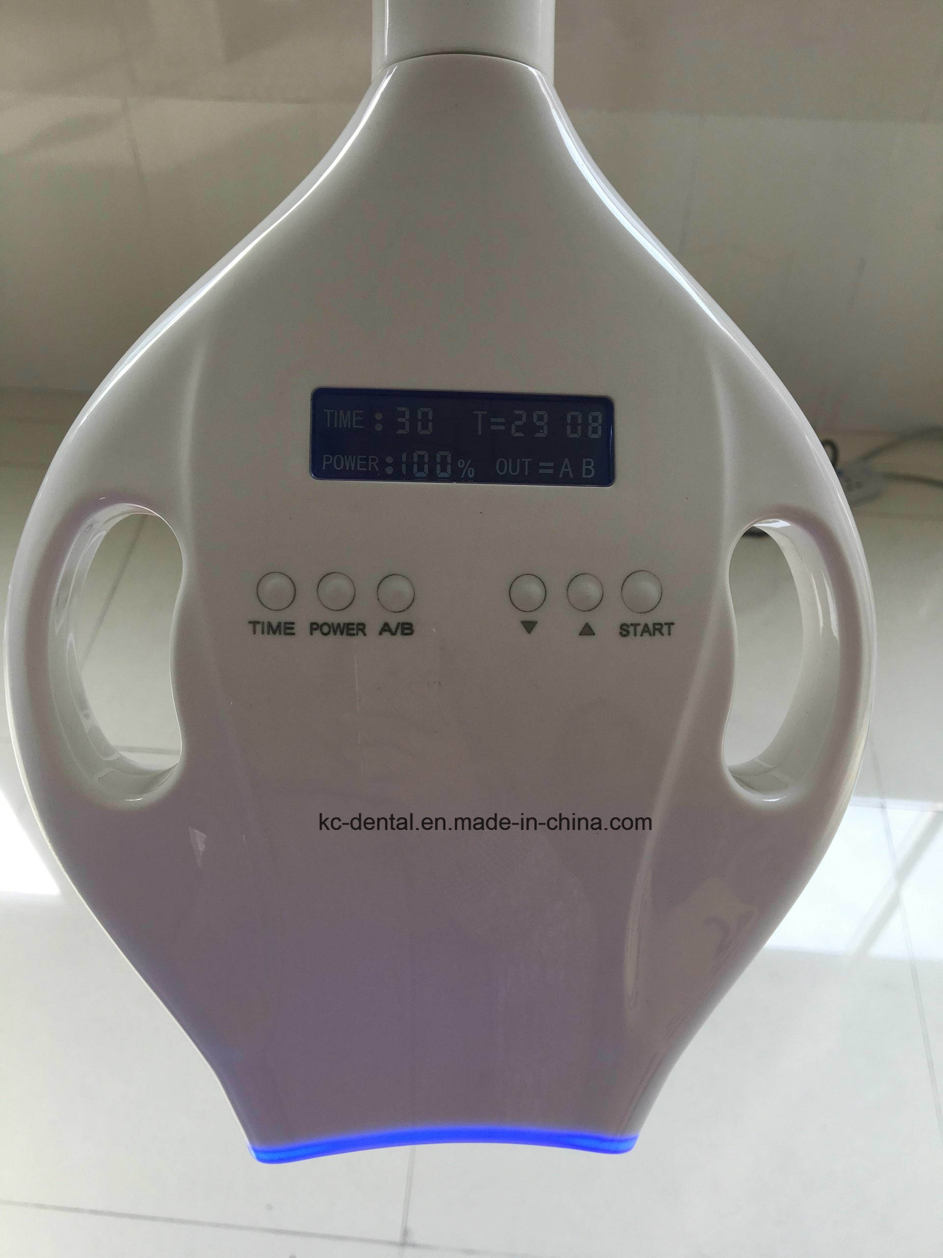 Floor Stand High Density LED Teeth Whitening with Touch Screenfor Hospital and Clinics