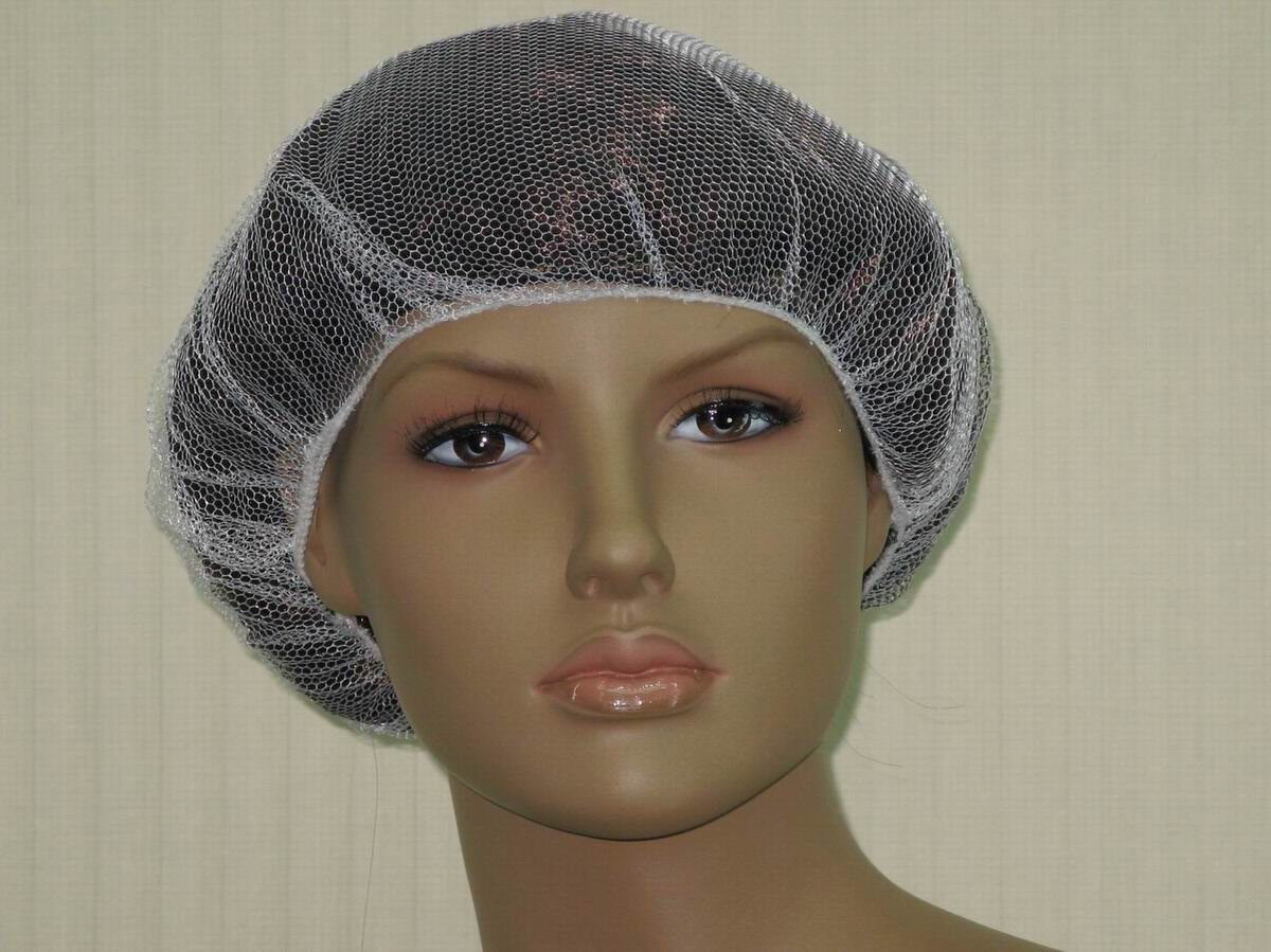 how to use a hair net