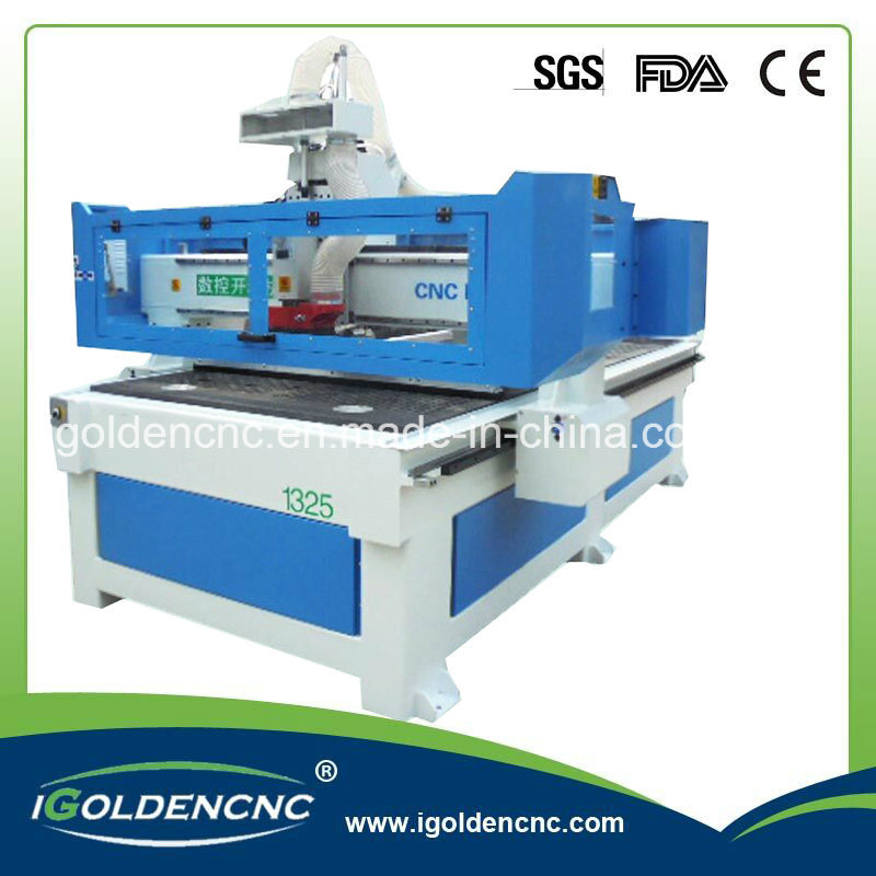 T-Slot Aluminum Table 3D CNC Carving Machine Igw1325