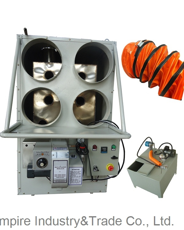Large Area Space Air Fan Heater for Sale
