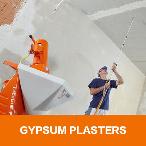 Adhesive Gypsum Plaster for Efis EVA Polymer Powders