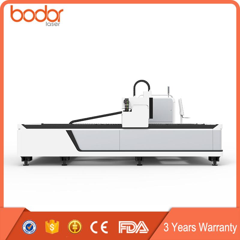 China Supplier 500W 1000W CNC Fiber Laser Cutter Machine for Carbon Steel