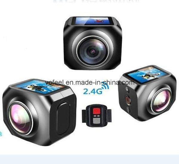 Digital Video Mini Black Vr Camera 360 Manufacturer China