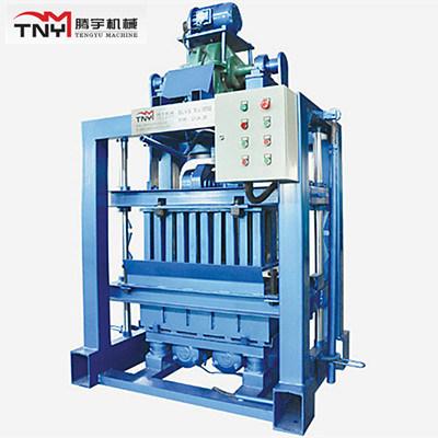 Small Brick Making Machine (QTJ4-35)