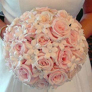 The Beautiful Bridal Bridesmaid Flower