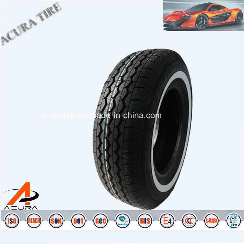 205/75r15 White Sidewall PCR Tyre Car Tyre