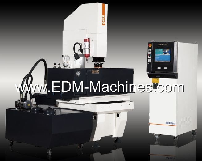 CNC Spark Erosion Machine