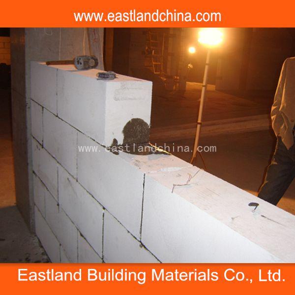 Autoclaved Aerated Concrete Alc Block