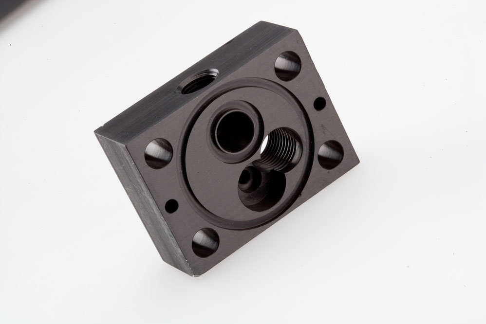 Auto Parts Made of CNC Milling Machining Parts
