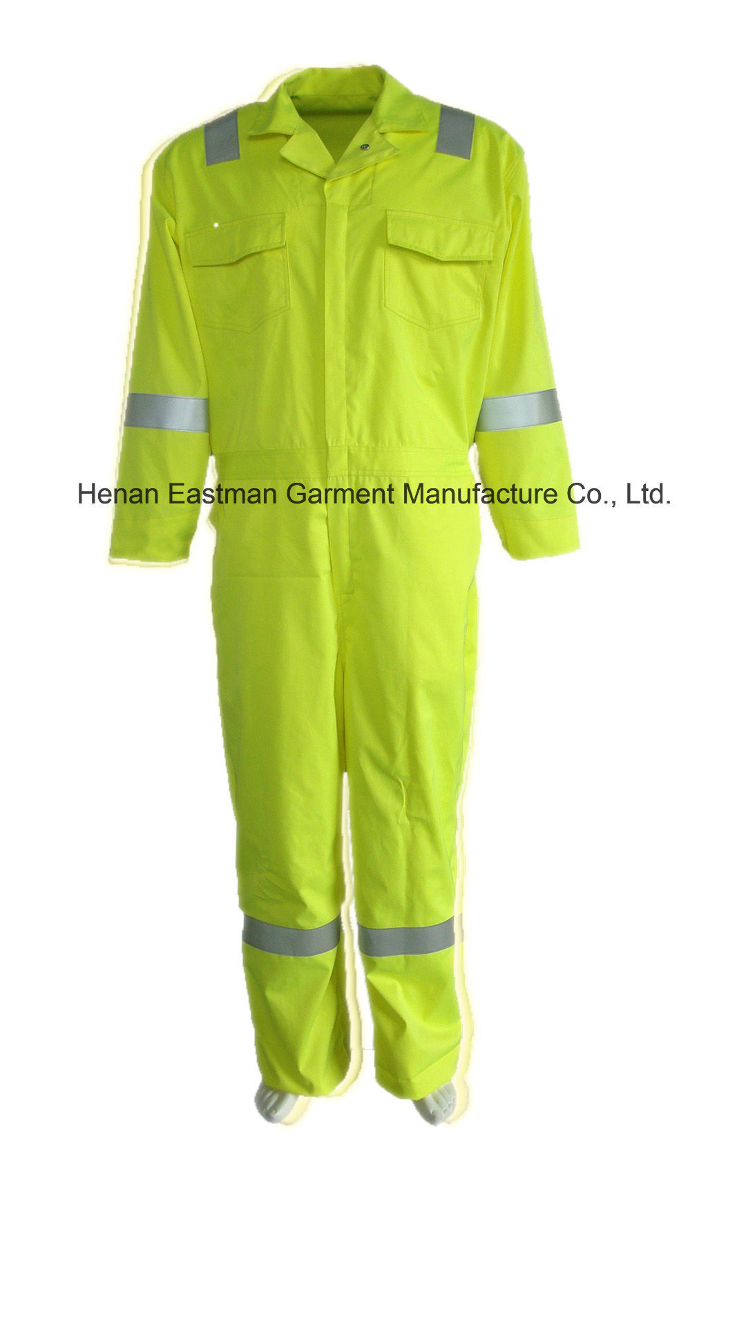 Permanent Flame Resistant Coverall