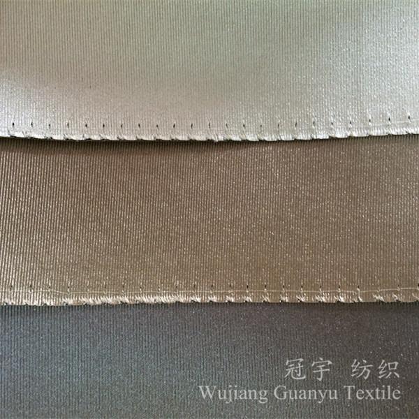 Curtain Fabric 100% Polyester Imitation Silk