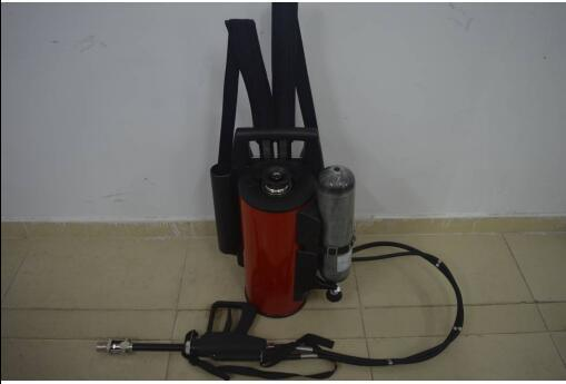 Water Mist System (QXWT50 Trolley) Firefighting System