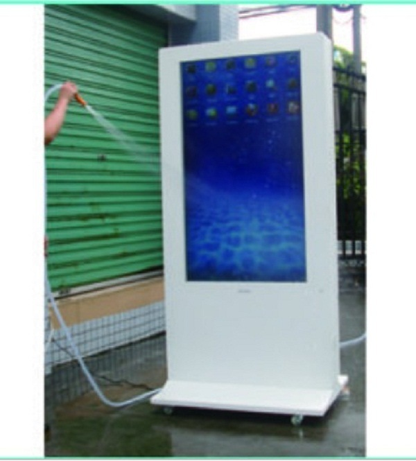 65inch Bus Station IP65 Advertising LCD Display