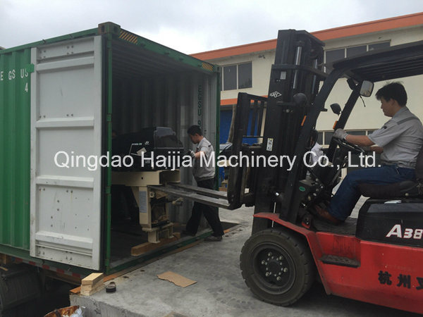 Hj-851-190 Plain Shedding Double Nozzle Weaving Machine