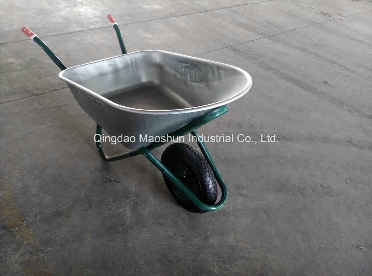 Wheelbarrow Wb6418 Alone Wheel of Russia Market