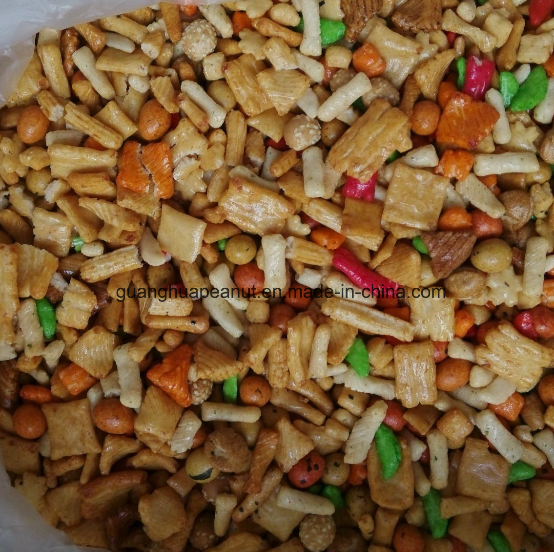 Rice Crackers From Shandong Guanghua