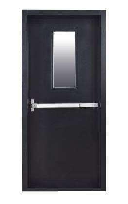 UL Tested Steel Fire Door/Fireproofing Steel Door/Fireproof Door/Top Quality Simple Design