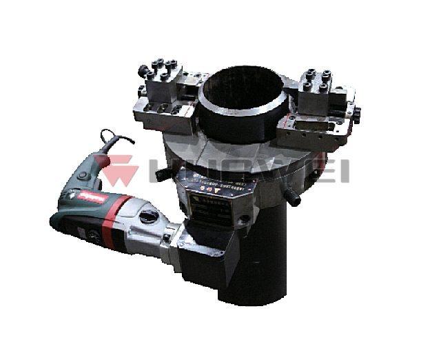 Electric Pipe Cutting & Beveling Machine / Beveler (ISD Sevies)