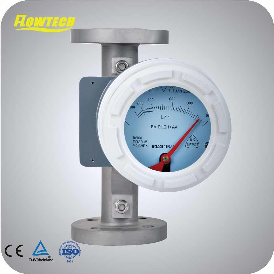 Horzontal Flowmeter Variable Area Flowmeter