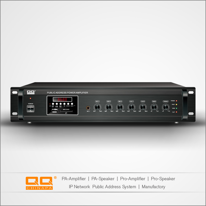 Amplifier FM Radio Audio Factory Radio with CE