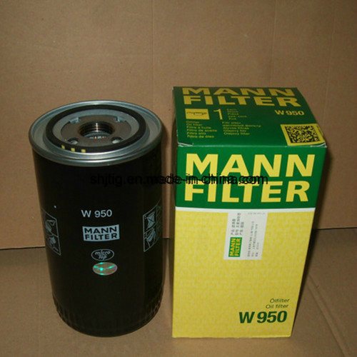 W950/4 Oil Filter for Claas, Zetor Equipment; Daf, Iveco Buses, Trucks; Deutz Engines