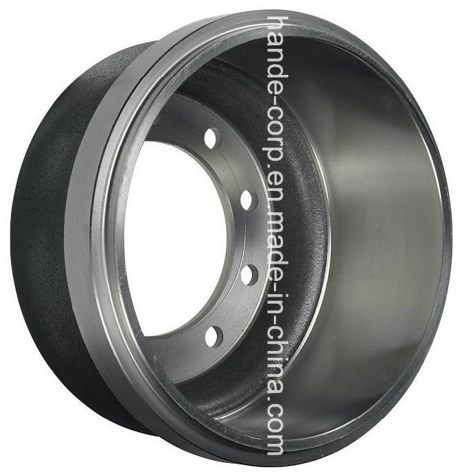 Truck and Trailer TUV Approved OEM Brake Drum