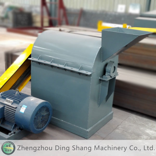 Single Pole Crusher for Semi Wet Material Bsfs-40