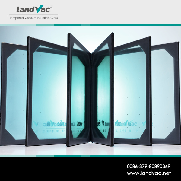 Landvac Energy Efficient Compound Vacuum Auto Glass for Agriculture