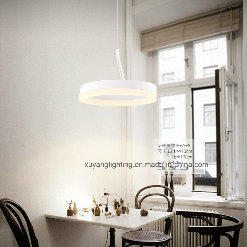 LED Bay Window Light, Decorative Pendant Lamp