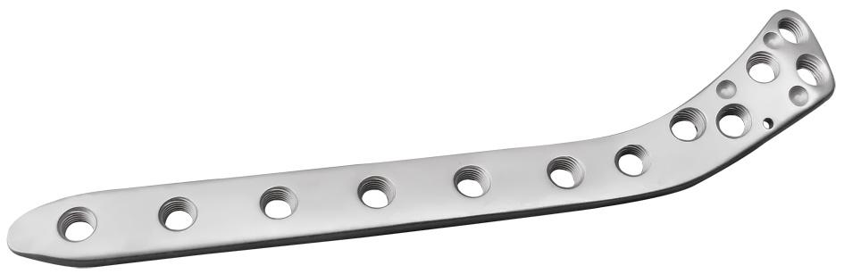 Orthopedic Implant Proximal Lateral Tibia Locking Plate