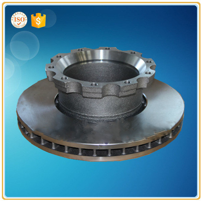 Customized Machining Iron Casting Brake Disc
