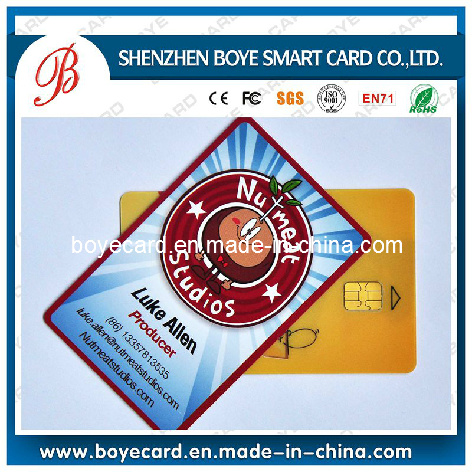Eco-Friendly Contactless PVC Proximity Mifare Smart Card