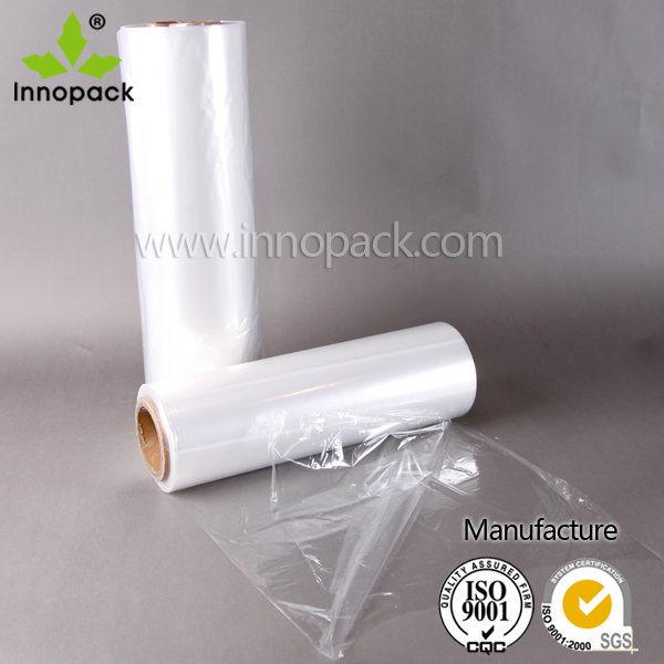 POF/PE/PVC Shrink Wrap Film Roll and Plastic Bag