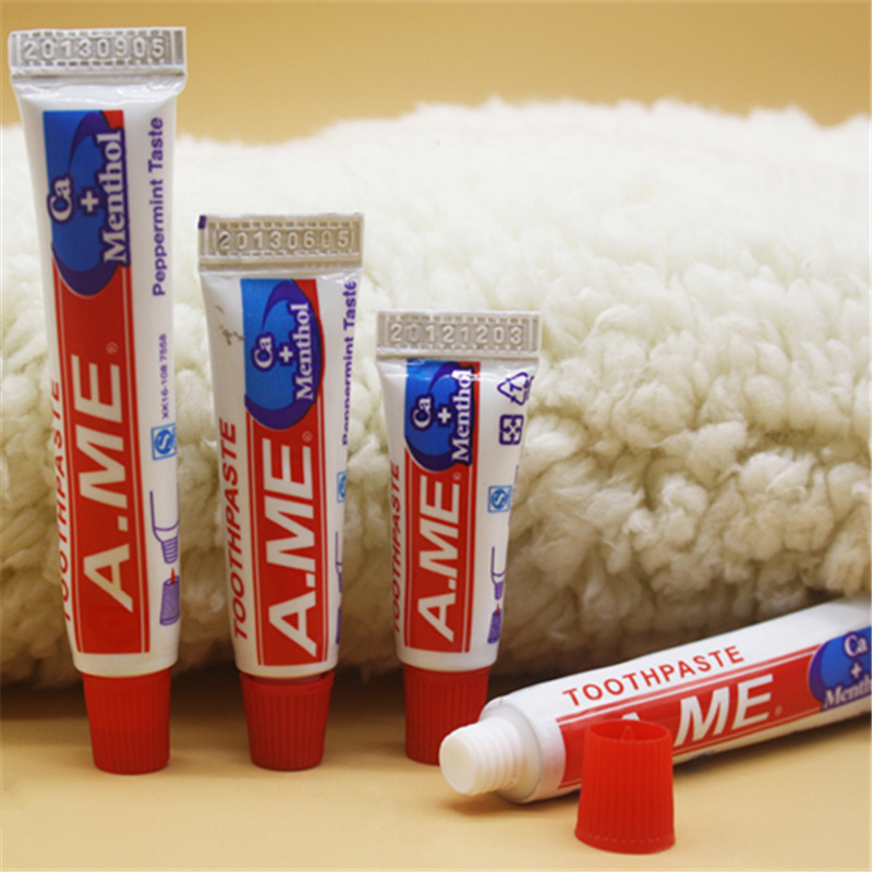 Hotel Amenities Toothpaste 1 Hotel Amenities Factory OEM