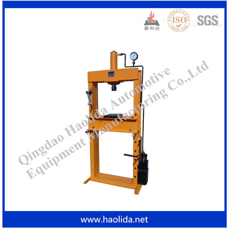 Pedal Hydraulic Press Machine