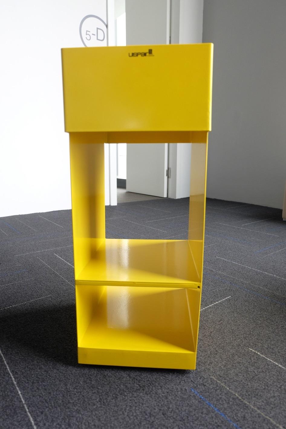Uispair 100% Steel Office Supplies Office Stationery for Item Storage